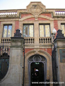 Museo de art nouveau y art d co ver salamanca - La casa lis de salamanca ...