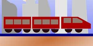 Llegar en tren